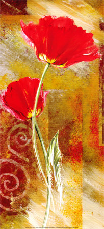 806~Two-Tulips-Posters